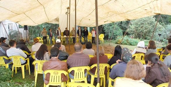 Diretores da Prefeitura participam de Dia de Campo da ADREL